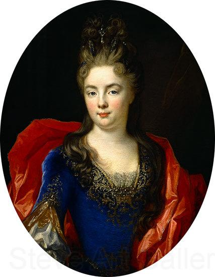 Nicolas de Largilliere Portrait of the Princess of Soubise