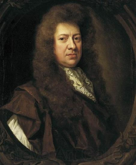 Sir Godfrey Kneller Portrait of Samuel Pepys