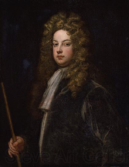 Sir Godfrey Kneller Portrait of Charles Howard, 3rd Earl of Carlisle