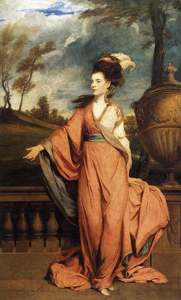 Sir Joshua Reynolds Countess of Harrington