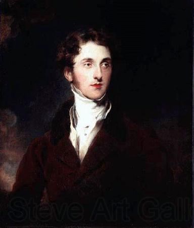 Sir Thomas Lawrence Portrait of Frederick H. Hemming