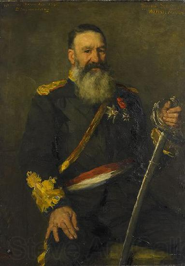 Therese Schwartze Piet J Joubert - Commander-General of the South African Republic