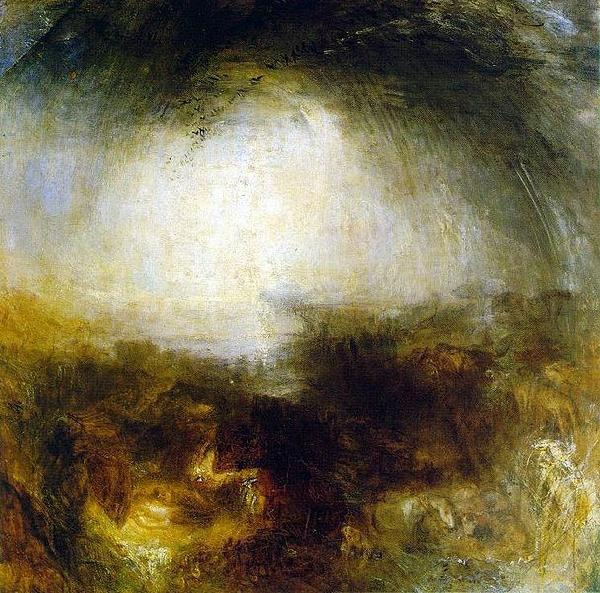 William Turner Shade and Darkness