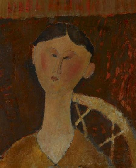 Amedeo Modigliani Hastings