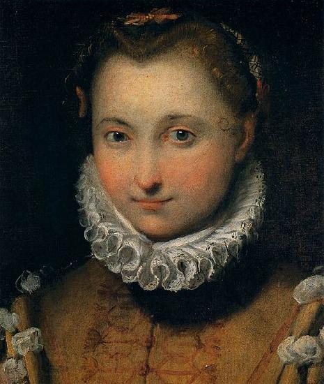Federico Barocci Portrait of a Young Woman