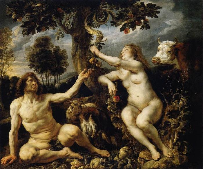 Jacob Jordaens The Fall of Man