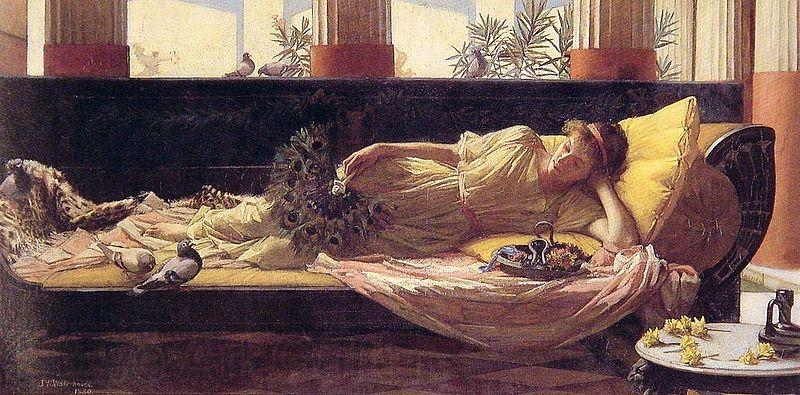 John William Waterhouse Dolce far Niente