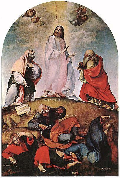 Lorenzo Lotto Transfiguration