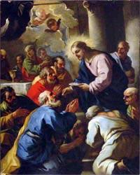 Luca Giordano The Last Supper