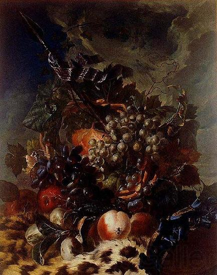 Luis Paret y alcazar Still-Life with Fruit