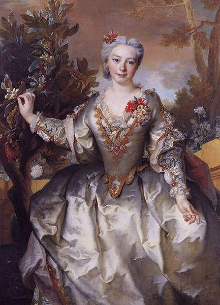 Nicolas de Largilliere Countess of Montchal
