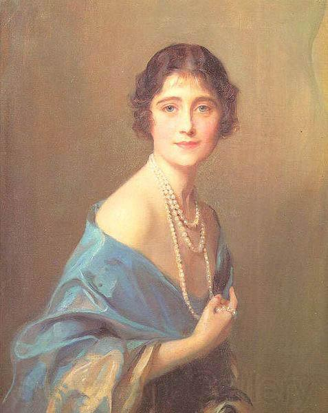 Philip Alexius de Laszlo The Duchess of York