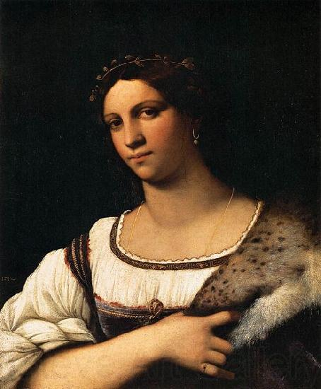 Sebastiano del Piombo Portrait of a Woman