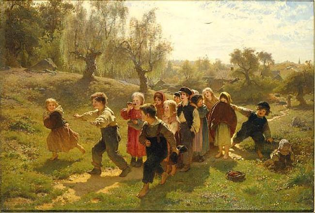 august malmstrom The Game