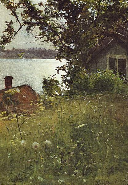 Anders Zorn Evening in June
