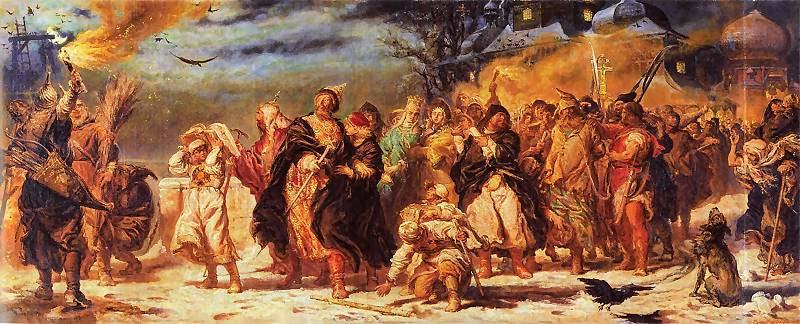 Jan Matejko Ivan the Terrible.