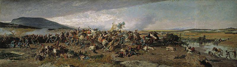 Maria Fortuny i Marsal The Battle of Wad-Rass