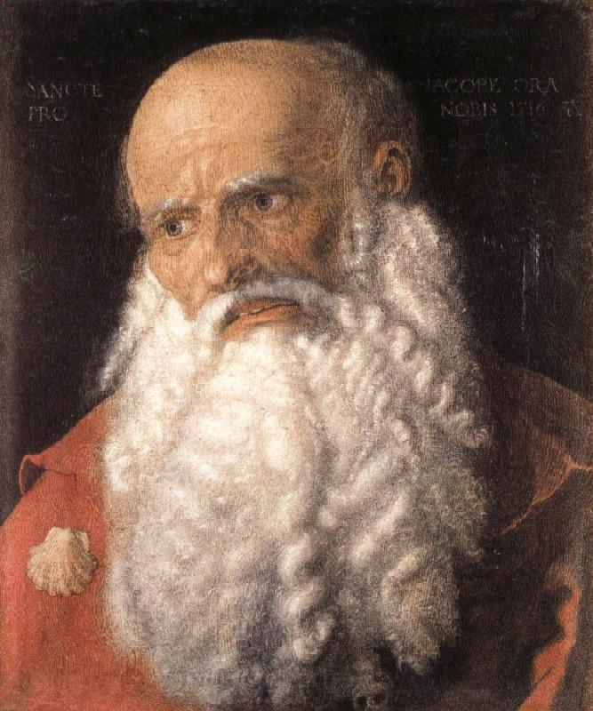 Albrecht Durer St.James the Apostle