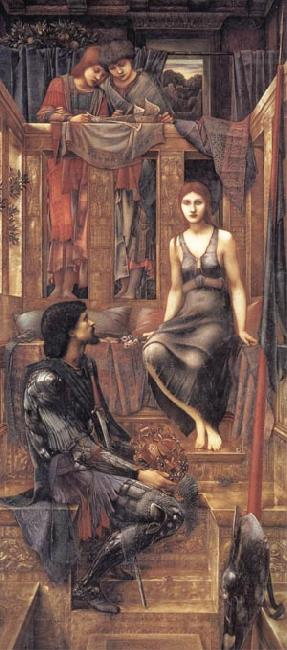 Burne-Jones, Sir Edward Coley King Cophetua and the Beggar Maid