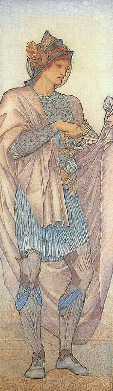 Burne-Jones, Sir Edward Coley St. Martin