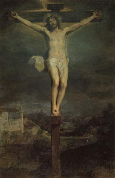 Federico Barocci Christ Crucified