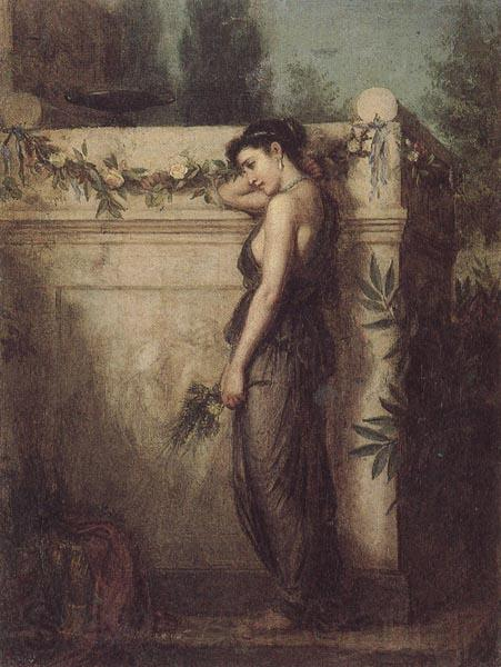 John William Waterhouse Gone.But Not Forgotten