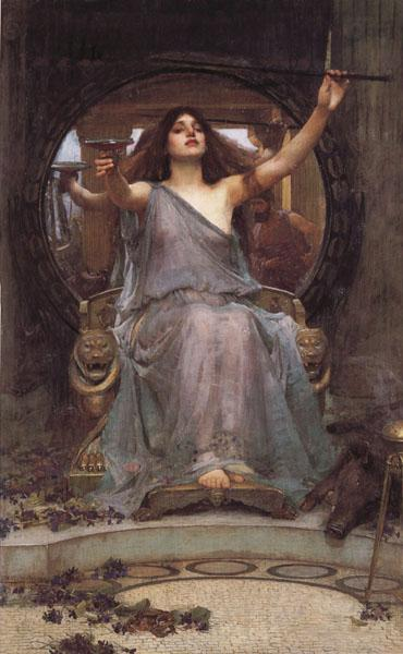 John William Waterhouse Circe Offering the  Cup to Odysseus