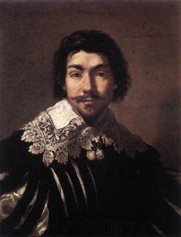 L ESTIN, Jacques de Self-Portrait