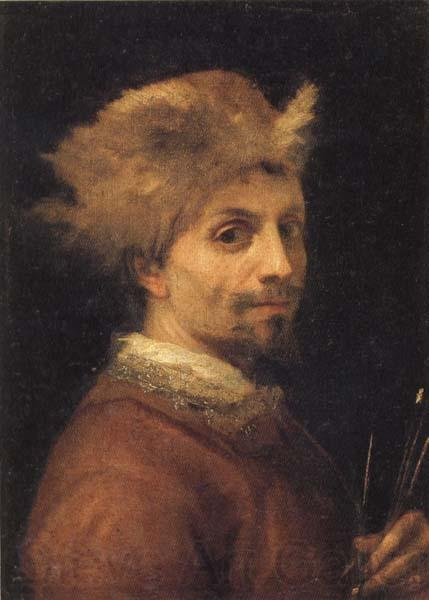 Ludovico Cigoli Self-Portrait