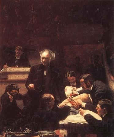 Thomas Eakins The Gross Clinic