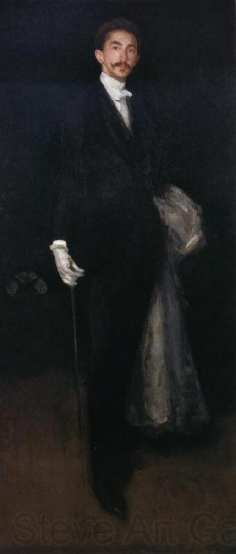 James Abbott McNeil Whistler Robert,Comte de montesquiouiou-Fezensac