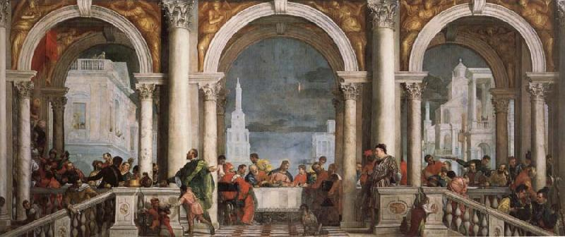 Paolo Veronese Feast in the House of Levi