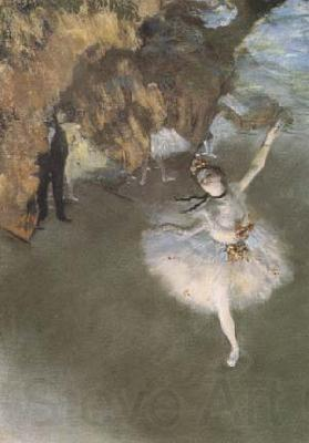 Edgar Degas Baller (The Star) (mk09)