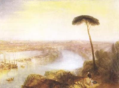 J.M.W. Turner Rome from Mount Aventine (mk09)