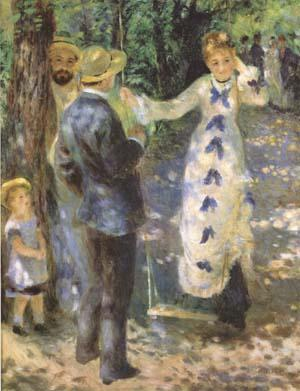 Pierre-Auguste Renoir The Swing (mk09)