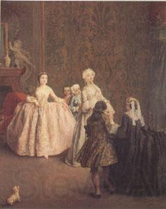 Pietro Longhi The Introduction (mk05)