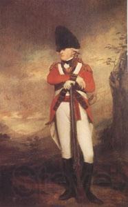 Sir Henry Raeburn Captain Hay of Spott (mk05)