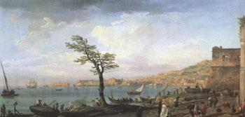 VERNET, Claude-Joseph View of the Gulf of Naples (mk05)