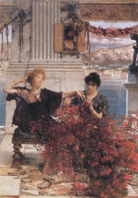 Alma-Tadema, Sir Lawrence Love's Jewelled Fetter (mk23)