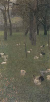 Gustav Klimt After the Rain (mk20)