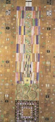 Gustav Klimt Pattern for the Stoclet Frieze (mk20)
