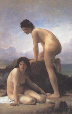 Adolphe William Bouguereau The Bathers (mk26)