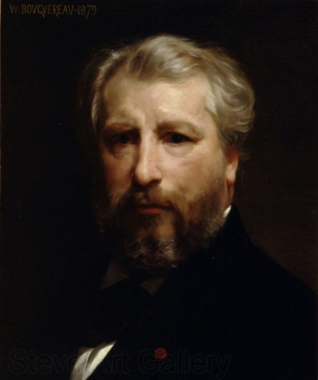 Adolphe William Bouguereau Self-Portrait (mk26)