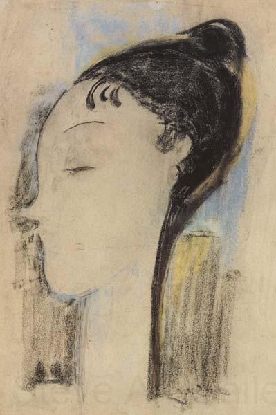 Amedeo Modigliani Beatrice Hastings (mk38)