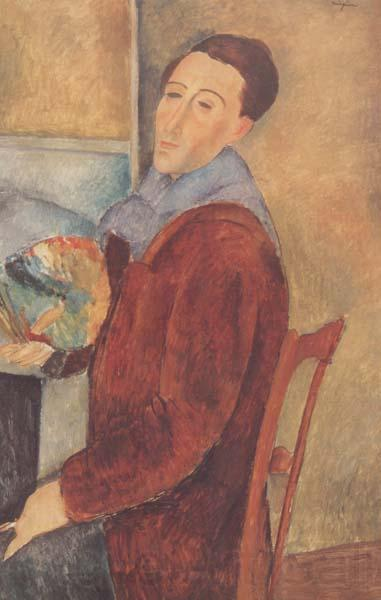 Amedeo Modigliani Autoportrait (mk38)