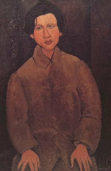 Amedeo Modigliani Chaim Soutine (mk38)