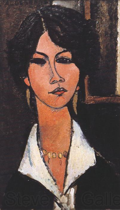 Amedeo Modigliani The Algerian Woman (mk39)