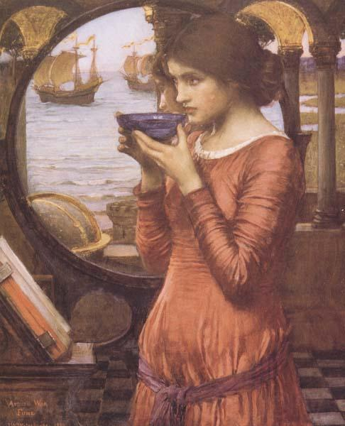 John William Waterhouse Destiny (mk41)
