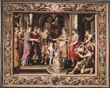 Peter Paul Rubens The Marriage of Constantine (mk27)