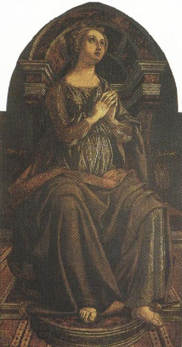 Sandro Botticelli Piero del Pollaiolo Hope (mk36)